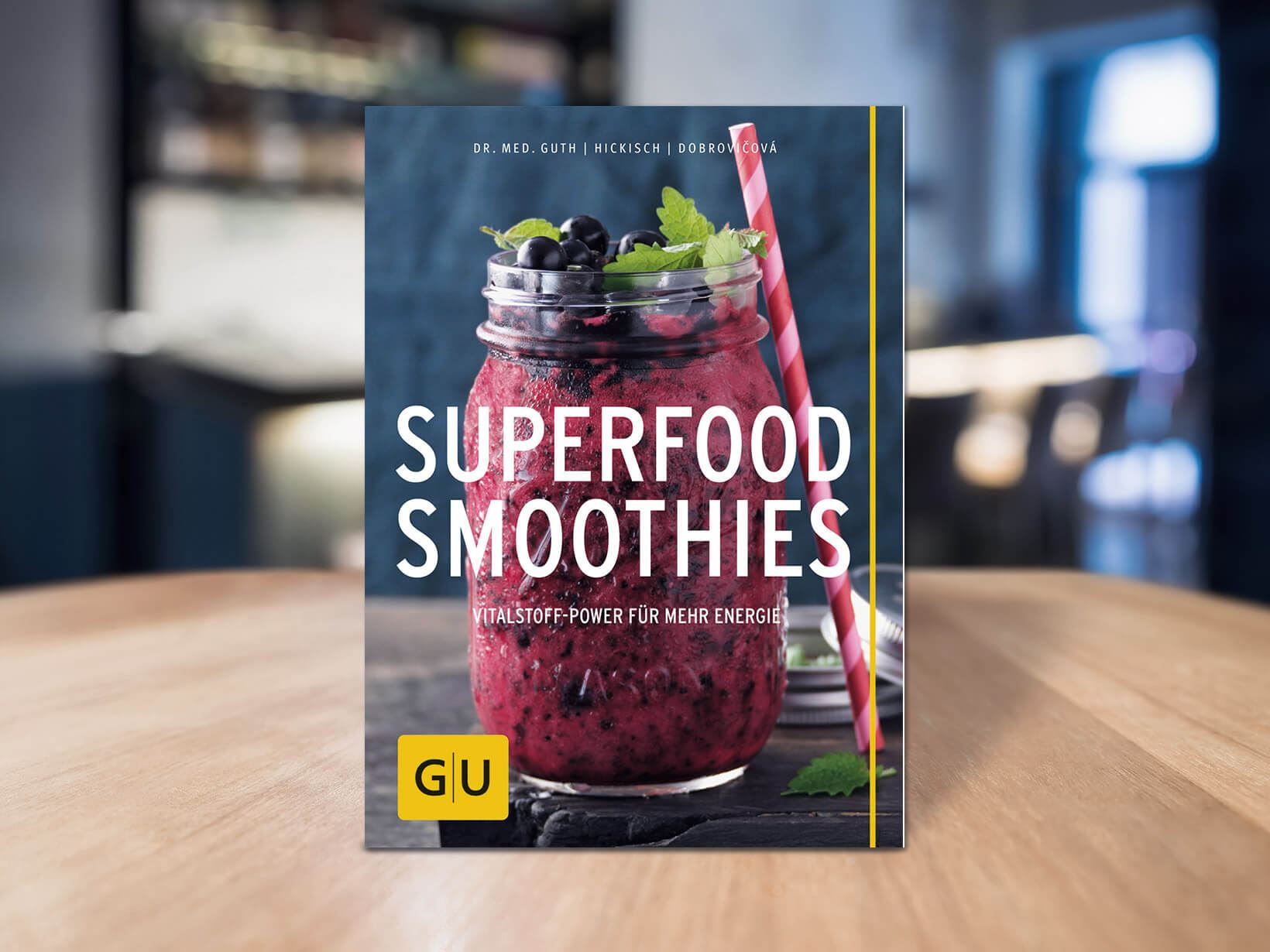 Superfood Smoothie Buch
