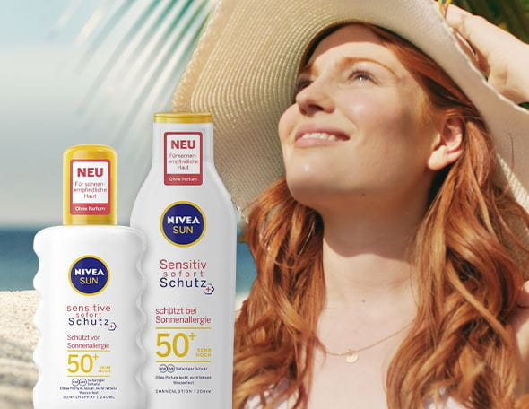 NIVEA Sun Sensitive Thumbnail