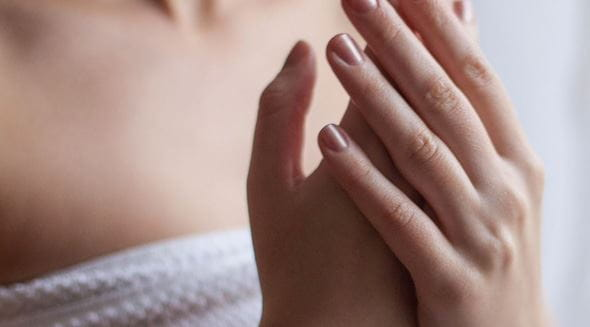 What Causes Sweaty Hands