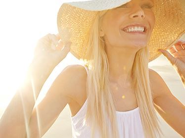 Reducing Neck Wrinkles With SPF Creams