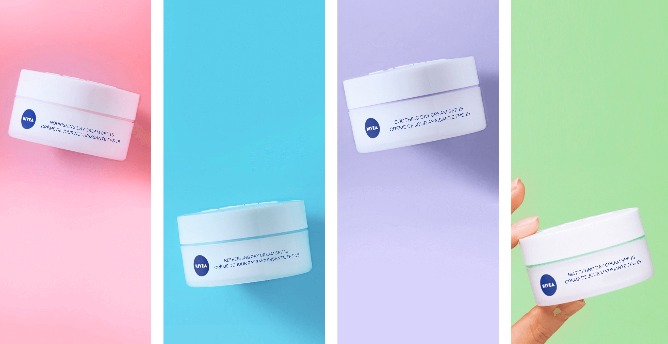 NIVEA Face Essentials for every skin