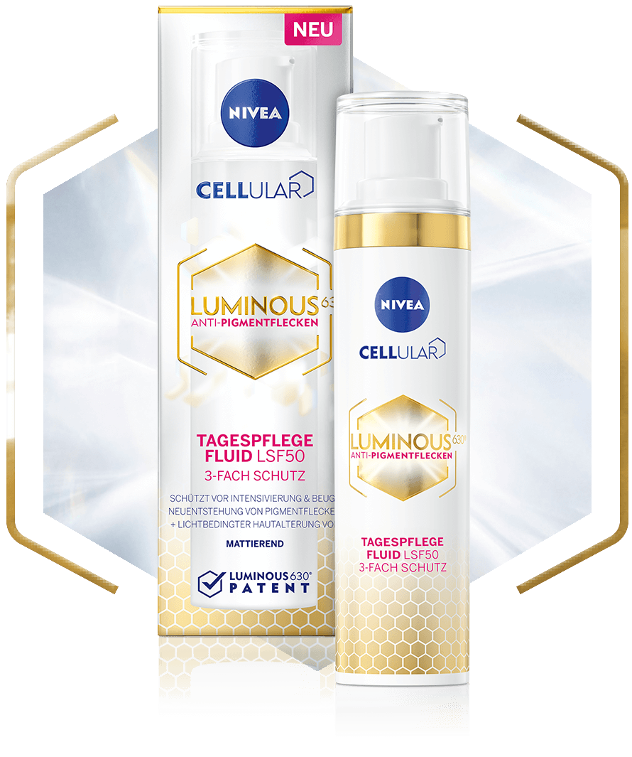 CELLULAR LUMINOUS630® TAGESPLEGE FLUID LSF 50
