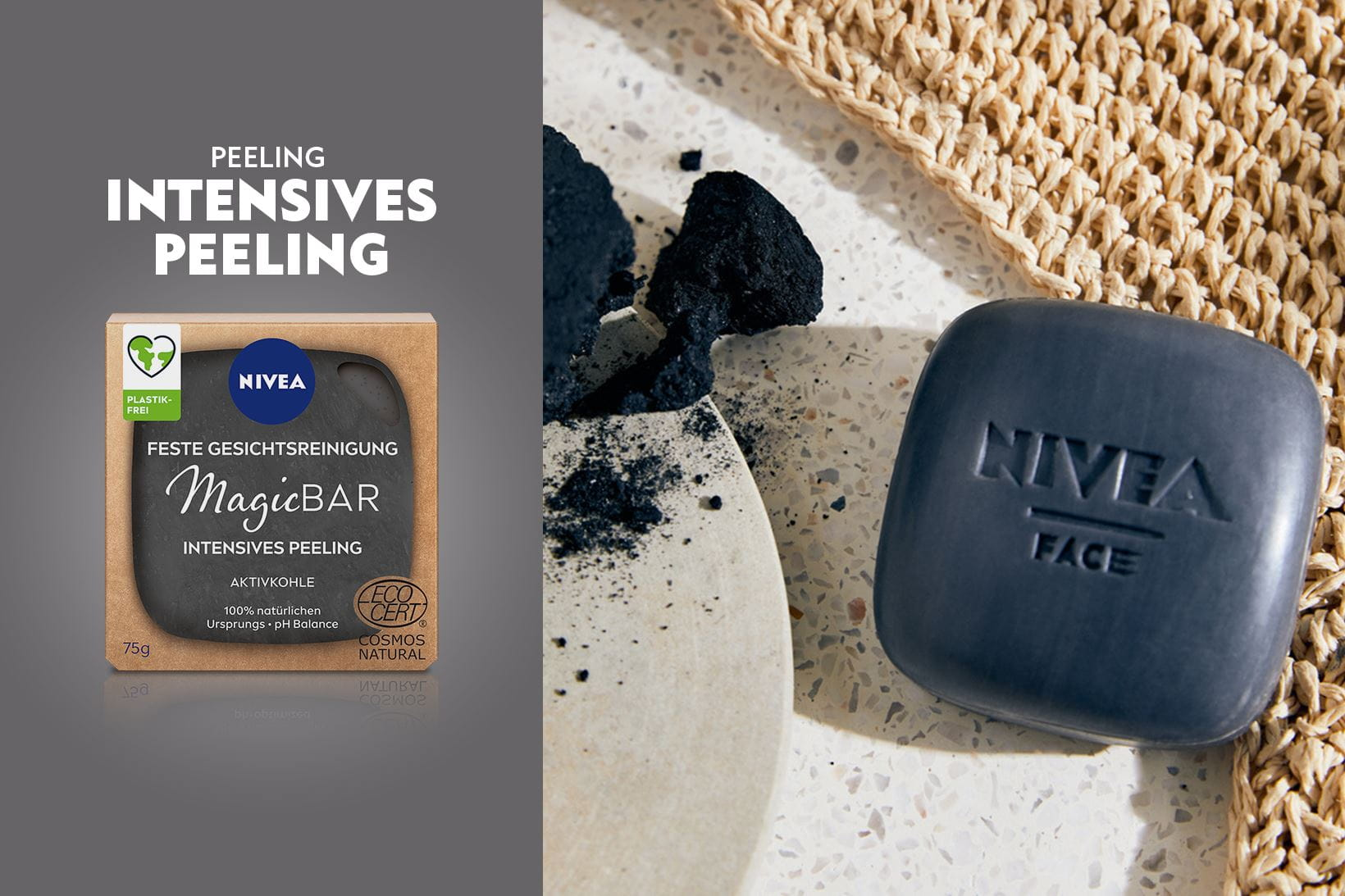 NIVEA Magic Bar – Intensives Peeling