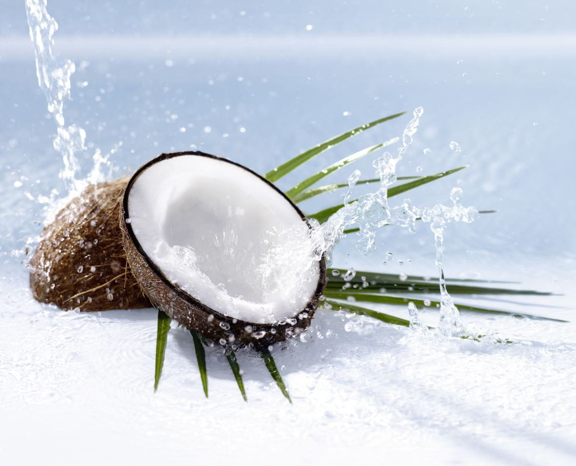 coconut oil for face