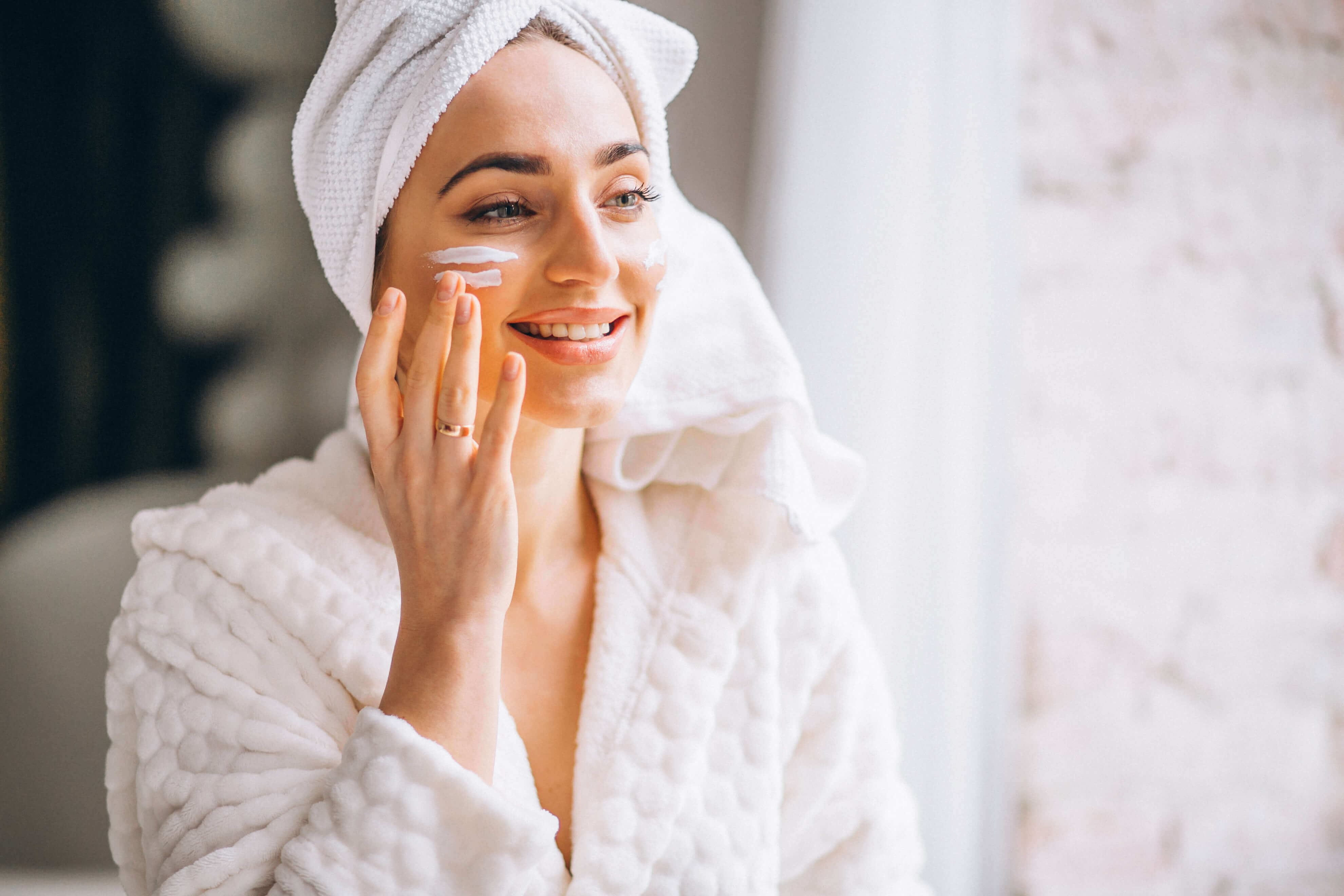 Treat Your Skin With A Face Cream