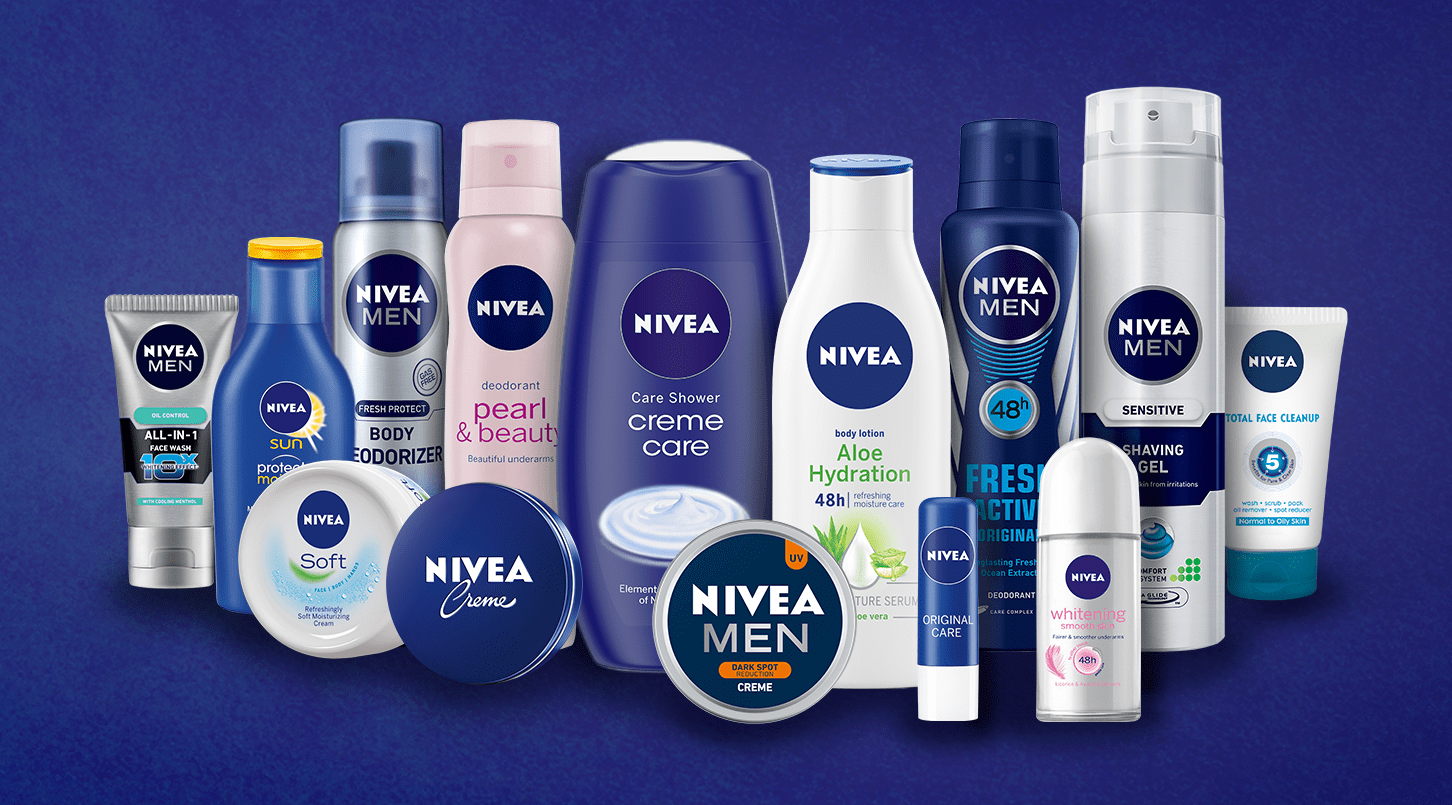 Best Skin Care Products in India - NIVEA