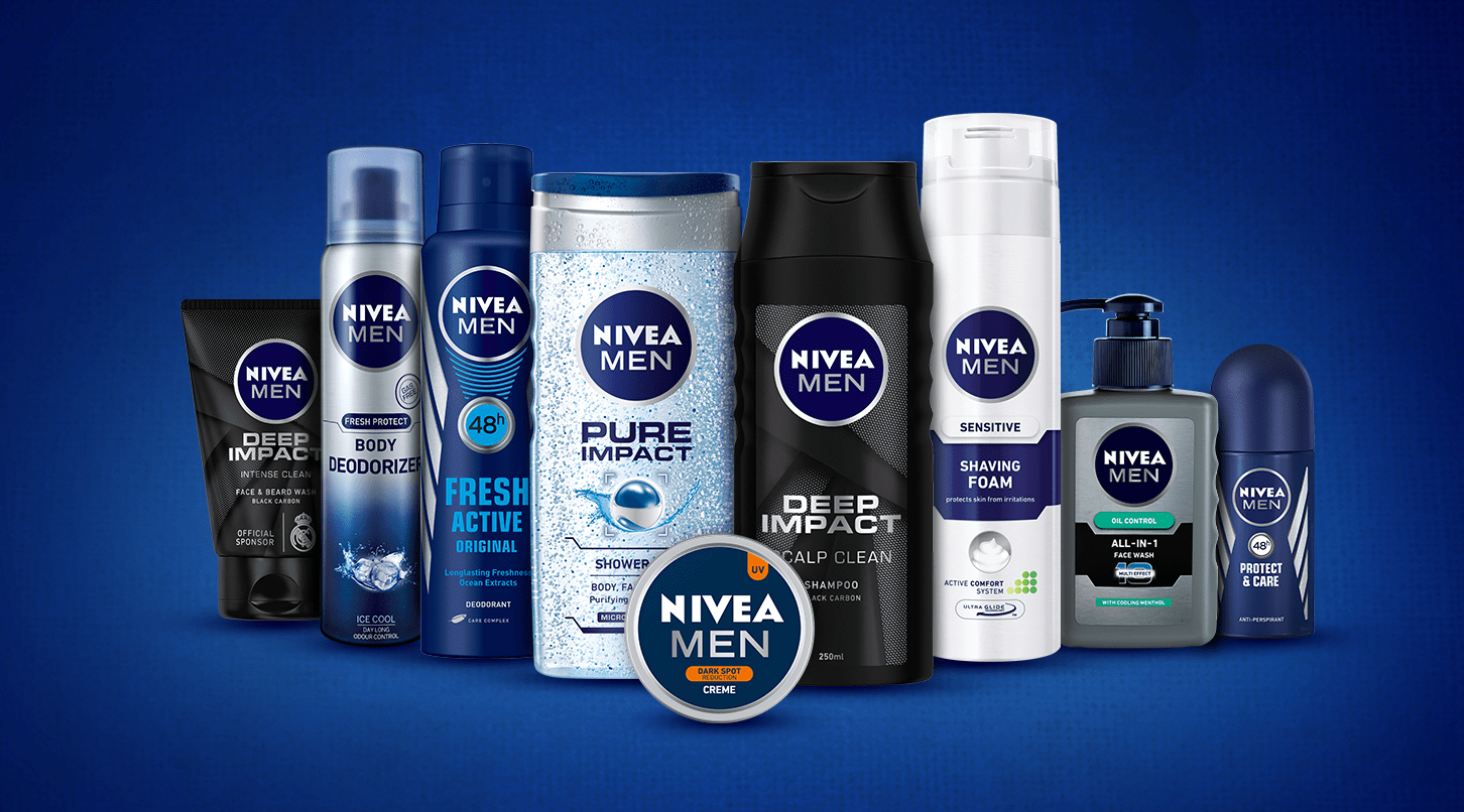 Best Skin Care Products For Men Nivea