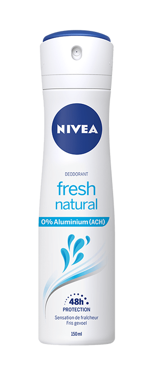 Deodorant fresh natural – NIVEA