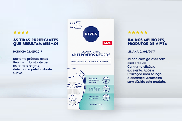 reviews clear up strips NIVEA