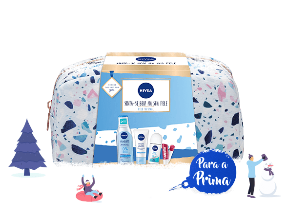 KIT NIVEA pele normal